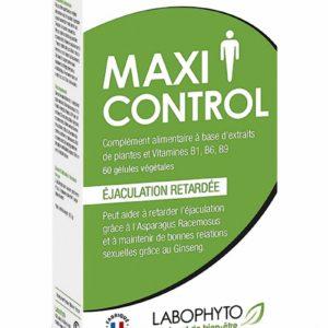 60 gélules retardantes Maxi Control Labophyto