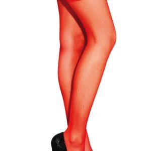 Bas classiques en voile rouge - Anne d'Ales Anne d'Alès T1