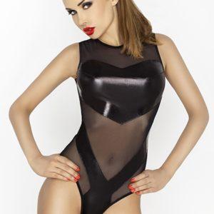Body Clover Passion lingerie Noir 2XL/3XL
