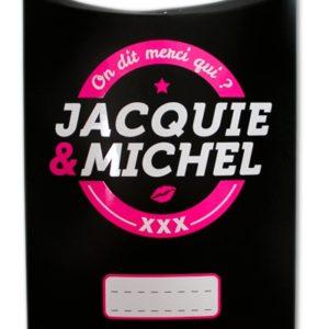 Boite cadeau J&M Jacquie & Michel