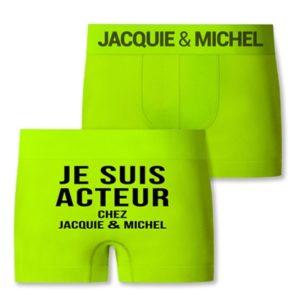 Boxer J&M Acteur Jacquie & Michel S/M