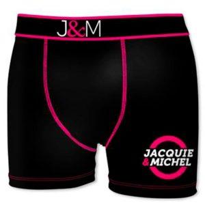 Boxer J&M modèle 10 Jacquie & Michel Small