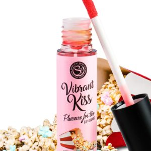 Brillant à lèvres stimulant - popcorn Secret Play