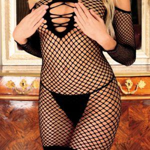 Robe Diable Innocent - Noir Anne d'Alès Noir S/M