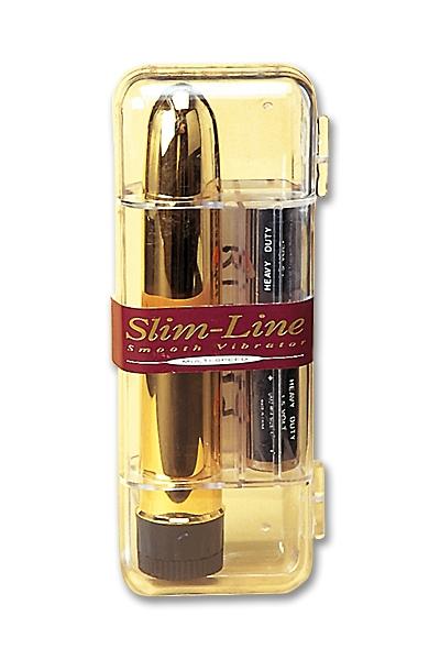 Vibro doré Slim Line Seven Créations